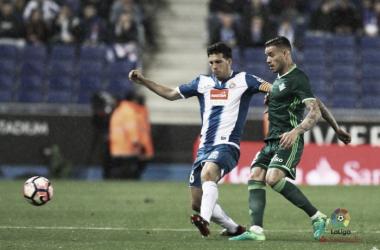 Javi López y Sanabria, pasado y presente verdiblanco | FOTO: Real Betis