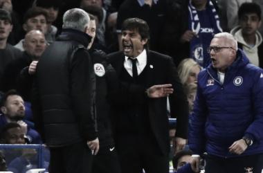 Conte e Mourinho, quasi amici. | Fonte immagine: Corriere dello Sport