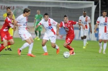 Stade Brestois 29 - Nîmes Olympique en direct commenté : suivez le match en (3-1)