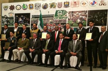 (Fotos e información: ONEFA y Deportes UNAM)