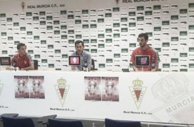 """Azkorra: """"El acuerdo con el Murcia fue muy rápido"""""""
