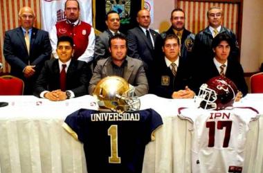 Imágenes e información cortesía de (DGADyR) Deportes UNAM y ONEFA