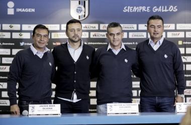 Los jóvenes queretanos estarán dirigidos por leyendas//Foto: Club Querétaro