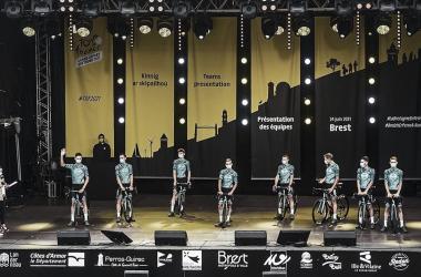 Lista oficial de corredores y dorsales del Tour de Francia 2021