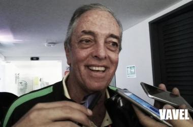 Andrés Botero aseguró que, Juan Manuel Lillo fue seleccionado entre una lista de 11 opciones. Foto: VAVEL COLOMBIA.