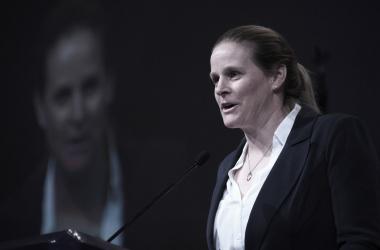 Cindy Parlow Cone assume Federação dos EUA e se torna primeira mulher no cargo