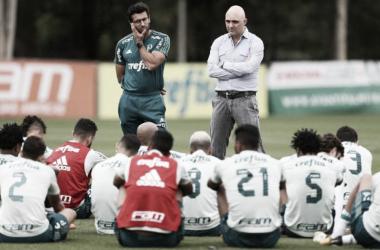 Dança das cadeiras alviverde: Felipão será o quinto técnico da era Galiotte