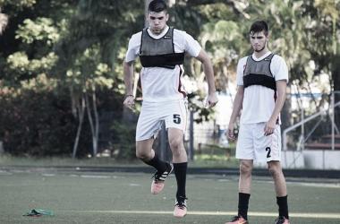 Los jugadores siguen trabajando / Foto: Jhoan Ulloa - Prensa Carabobo FC