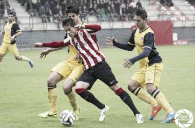 Atlético de Madrid B - Bilbao Athletic: lucha por la gloria