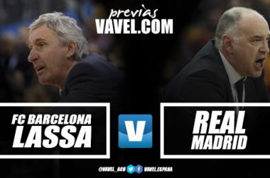 Previa Barcelona Lassa - Real Madrid: inevitable acordarse de la copa
