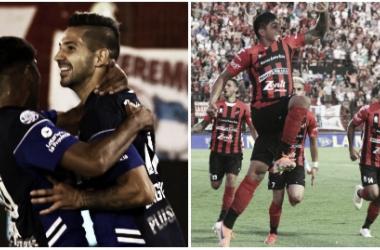 Ambos acumulan dos empates desde la reanudación de la Superliga<div>Fotos: Club Gimnasia y Esgrima La Plata y Club Patronato</div>