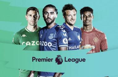 Presentación gráfica de la previa 26ª jornada. | Fuente: Premier League website