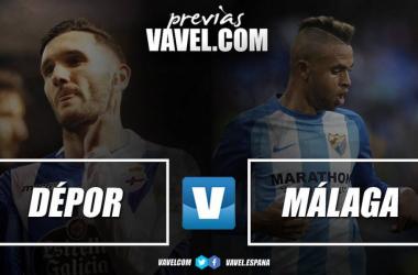 Previa Deportivo de la Coruña - Málaga CF: jaque mate
