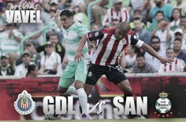 Previa Chivas vs Santos | Foto: VAVEL México