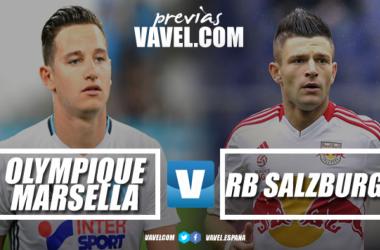 Previa Marsella-RB Salzburgo: camino a la final