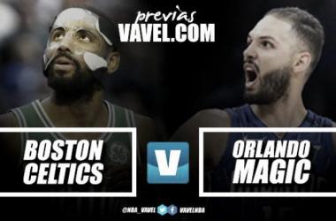 Previa Celtics-Magic: un encuentro dispar
