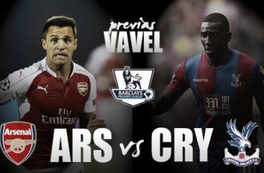 Previa Arsenal – Crystal Palace: un buen comienzo en el Emirates