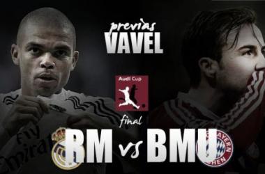 Real Madrid - Bayern Múnich: a por otra final veraniega
