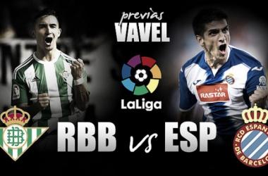 Previa Real Betis - RCD Espanyol: Tres puntos para creer