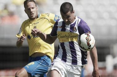 Real Valladolid - Las Palmas: primer 'round' en Zorrilla