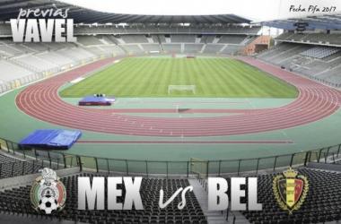 Previa Bélgica México | Foto: VAVEL México