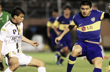 Olimpo - Boca, Torneo Inicial 2013 así lo vivimos