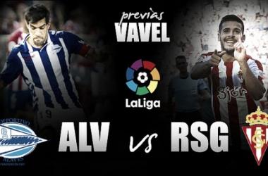 Previa Alavés vs Sporting de Gijón: un encuentro inédito en Primera