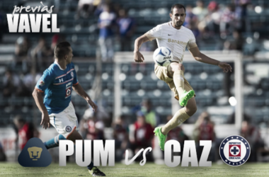Previa Pumas - Cruz Azul: a definir el curso del torneo