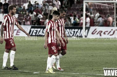FOTO: @AlmeriaJuega | VAVEL.com