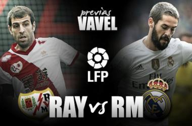 Previa Rayo Vallecano - Real Madrid CF: la vida o La Liga
