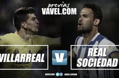 Previa Villarreal CF - Real Sociedad: Foto: Fotomontaje VAVEL