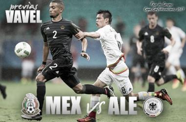 Alemania México Previa | Foto: VAVEL México