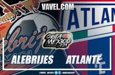 Previa Alebrijes vs Atlante: regresar a la victoria