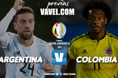 Previa Argentina - Colombia: a un paso de la gloria