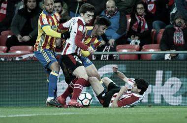Imagen del encuentro de la pasada temporada. | Foto: Athletic.