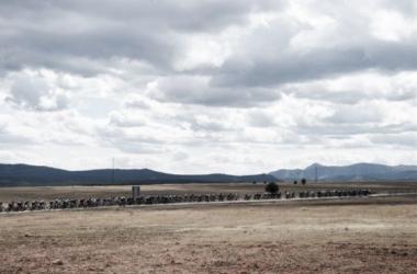 El pelotón afrontará una nueva jornada de media montaña | Fuente: Vuelta a España