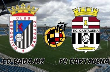 Badajoz-FC Cartagena: Salir de la dinámica de empates ante uno de los rivales más fuertes del grupo