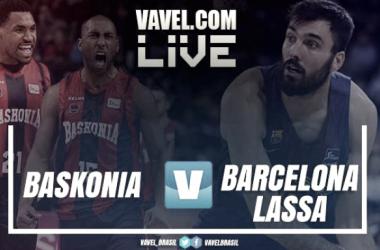 ACB en vivo: Baskonia vs Barça Lassa en directo online (96-72)