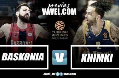 Baskonia y Khimki se juegan un puesto en Playoffs | Foto: Santiago Arxé (VAVEL.com)