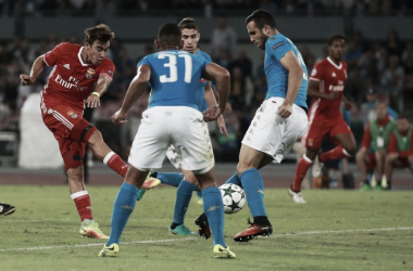 Previa SL Benfica - Nápoles: Da Luz decidirá