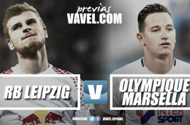 Europa League - Lipsia e Marsiglia in cerca di risposte