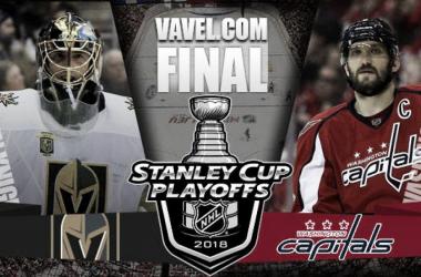Previa Washington Capitals - Vegas Golden Knights: épica final en donde uno de los dos equipos levantará la Stanley Cup por primera vez en su historia | David Carrera VAVEL.com