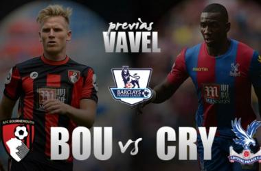 AFC Bournemouth - Crystal Palace: a mirar hacia arriba