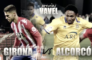 Girona FC - AD Alcorcón / 19:00 h