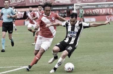 Argentinos Juniors - Central Córdoba (SdE) Fecha 4