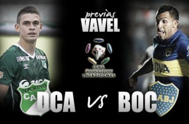 Previa Deportivo Cali - Boca Juniors: el inicio del camino