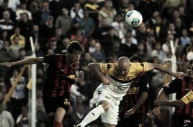 El empate es derrota, el triunfo... el camino a la gloria? (Foto: aurinegro.com.ar)