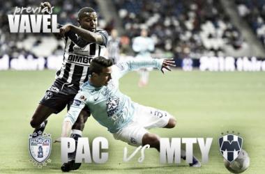 Previa Pachuca - Monterrey: por el pase a la siguiente ronda
