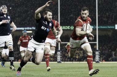 Foto: en la edición 2016, Gales, en condición de local, se impuso por 27-23. ¿Pondrán ganar en suelo escocés? Crédito: Welsh Rugby Union