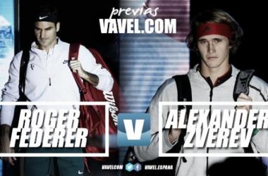 ATP Finals - Federer vs Zverev, sul piatto la qualificazione
